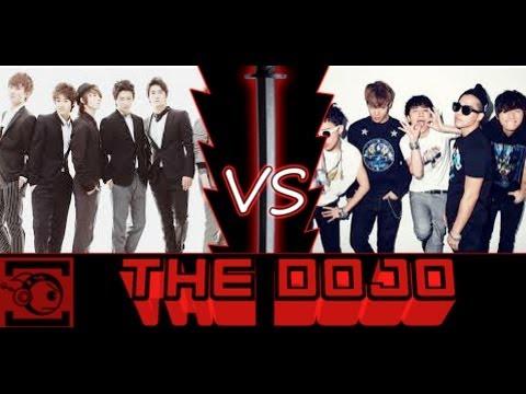 The Dojo - Super Junior Vs Big Bang video