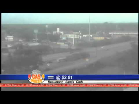 Gas Buddy -- gas prices in Texas didn't bu