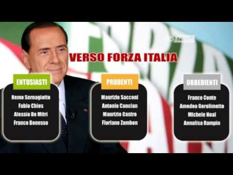 IL PDL TORNA A FORZA ITALIA