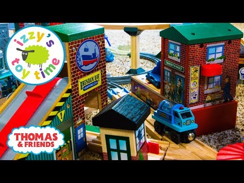 Toys for Kids | Thomas and Friends TIDMOUTH STATION! Fun Toy Trains for Children