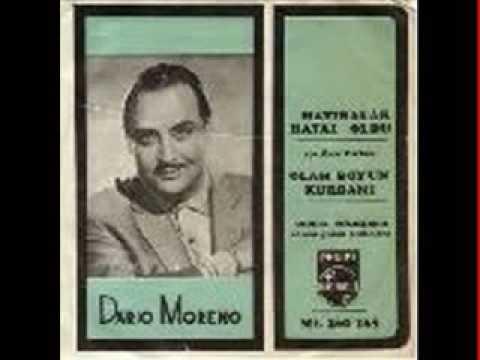 Dario Moreno Hatıralar Hayal Oldu