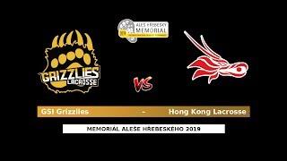 36 - Green QF4: GSI Grizzlies – Hong Kong Lacrosse