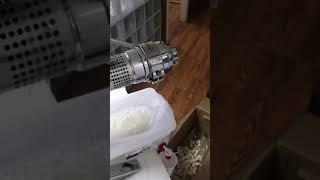 Soğuk pres yağ makinası cold press oil machine coconut oıl hindistan cevizi yağı çıkartıyor