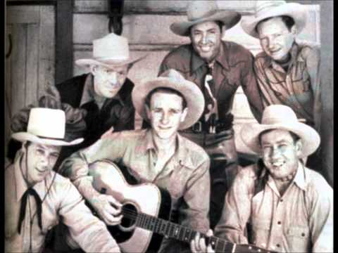 Sons Of The Pioneers - Tumbling Tumbleweeds