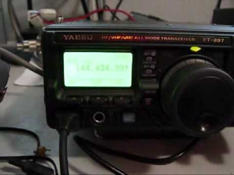 FT897D with Minikits Preamp