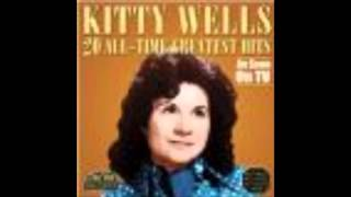 Watch Kitty Wells Making Believe video