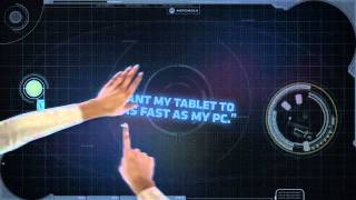 Motorola Xoom Official Video