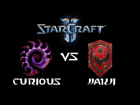 StarCraft 2 - Curious [Z] vs jjakji [T] (Commentary)
