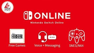 The Upgraded Nintendo Switch Online We All Need