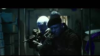 Amazing battle scene in hollywood movie.The expendables movie clip.