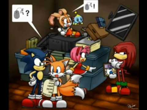 Sonic Funny Pictures