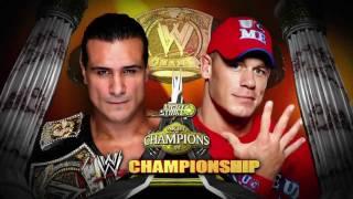 WWE Night Of Champions 2011 Full Match Card [HD]