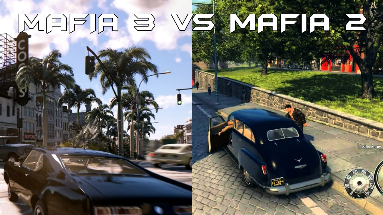 [Mafia 3 vs Mafia 2] Video