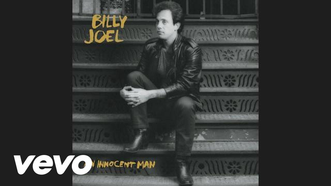 Billy Joel Uptown Girl Album Billy Joel Uptown Girl