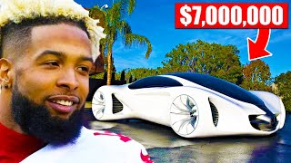 10 Stupidly Expensive Things Odell Beckham Jr Owns