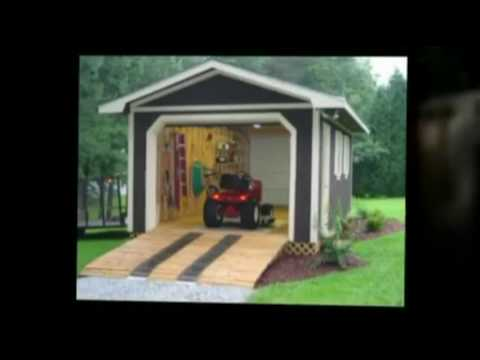 playhouse plans with garage