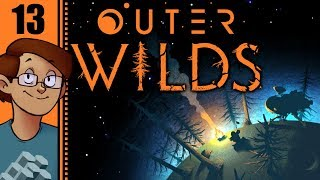 Let's Play Outer Wilds Part 13 - The Secret of Cyclones