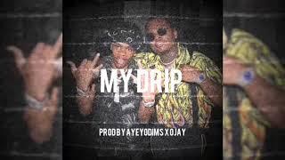 Gunna x Lil Baby Type Beat | My Drip | Guitar Type Beat | Prod By AyeYoDims x Ojay