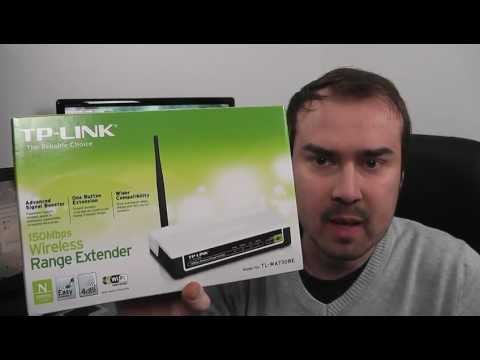 TP-Link 150Mbit Wlan Repeater / Access Point - Wireless Range Extender - TL-WA730RE Review