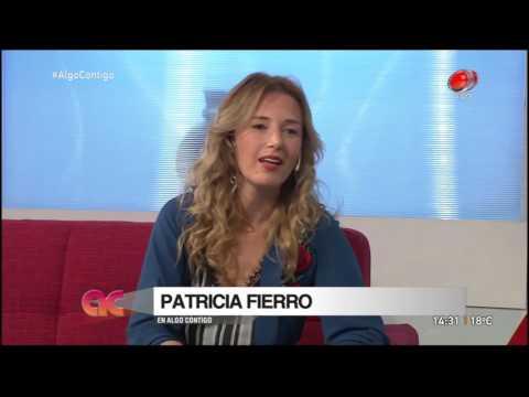 Algo Contigo - Patricia Fierro 14 de Junio de 2017