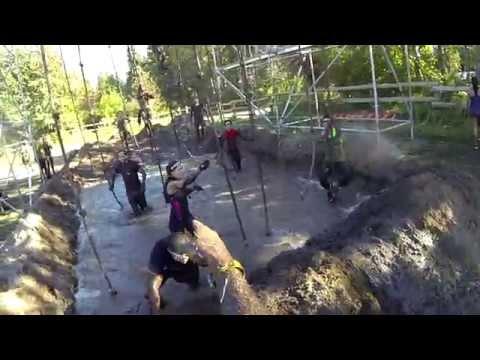 Spartan Race Red Deer 2014 Obstacles HD