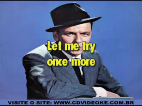 Frank Sinatra   Let Me Try Again