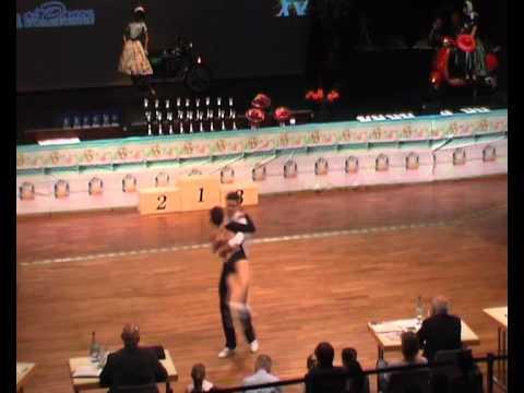 Claudia Zinsmeister & Sebastian Zinsmeister - Süddeutsche Meisterschaft 2011
