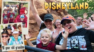 Disneyland Fun & HUGE Surprise!!