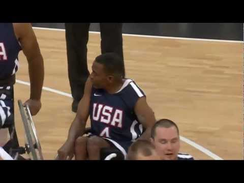 Wheelchair Basketball - Men's - ITA versus USA - London 2012 Paralympic Games
