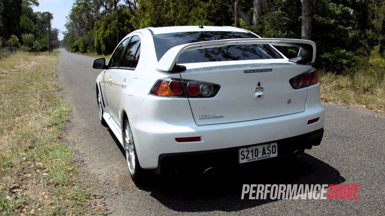 2013 Mitsubishi Lancer Evolution X Engine Sound And 0