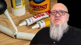 Dad Joke of the Day #1067 Spilled Glue