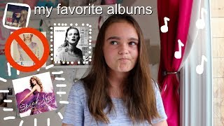 TAYLOR SWIFT ALBUMS: WORST TO GREATEST!!!(reputation, speak now & more!)