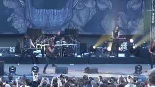 AMORPHIS Live @ Moscow Metal Meeting 29.08.15