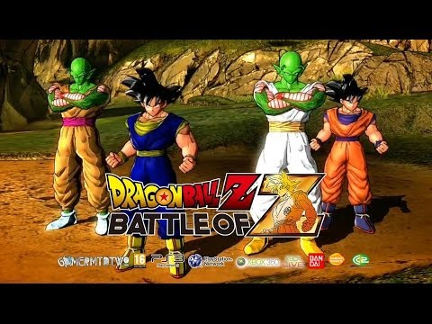 Dragon Ball Z: Battle of Z / Batalha Online 4VS4 (8PLayers) Multiplayer Jogando com Amigos!