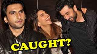 Deepika Padukone CAUGHT on Ranbir Kapoor's terrace | Katrina Kaif, Ranveer Singh | xXxx: Xander Cage