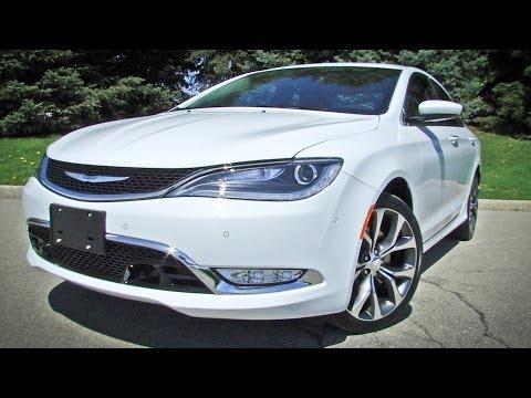 2015 Chrysler 200 C   Video Tour   Unique Chrysler