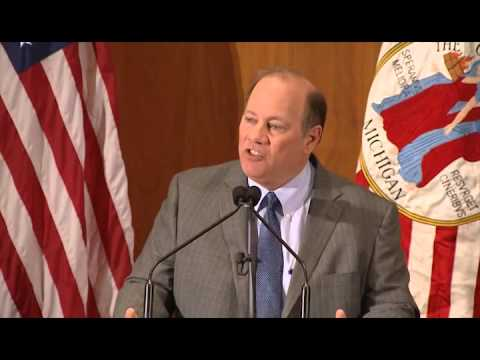 Detroit Mayor Mike Duggan State of The City Highlights: Change In Detroit Is Real