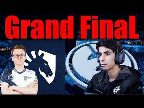 Dota 2 LIVE - Team Liquid(9k Miracle) vs EG (SumaiL) ||BO5|| Grand FinaL|| Dota 2 Tournament