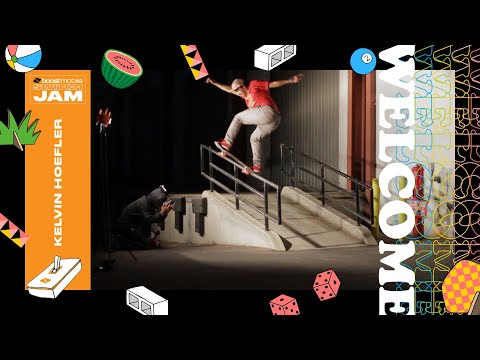 Boost Mobile Switch Jam: Kelvin Hoefler's Switch Style