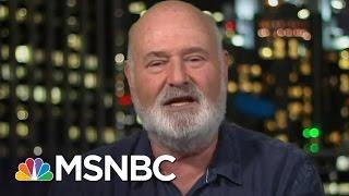 Rob Reiner On President Trump's Speech: It Was Cringe-Worthy | Hardball | MSNBC