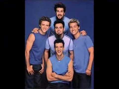 Nsync - The Lion Sleeps Tonight