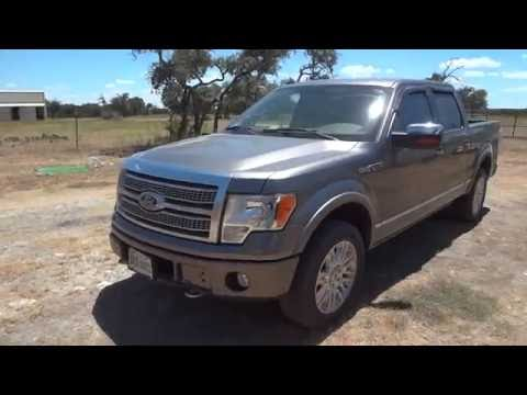 2010 Ford F150 Platinum Review