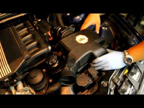 E46 DIY #4  Replacing Intake Boots, Cleaning Throttle Body, ICV & P1189/88 Attempt #4