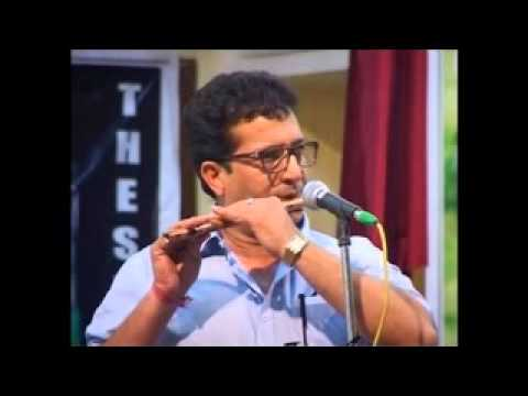 Tu Hi Re & Roza  On Flute By Naresh Sir ( heart touching) In...