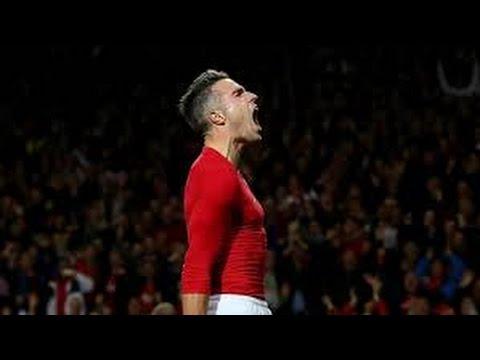 Robin van Persie 14-15 Goals Skills Passes