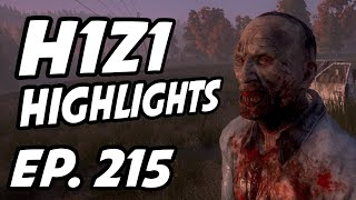 H1Z1: King of the Kill Daily Highlights | Ep. 215 | championsarena_, Merci_Mae_, OPscT, Maybe_Olivia