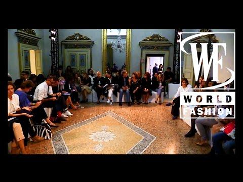 Front Row Ports 1961 Spring-Summer 2015 Milan Fashion Week