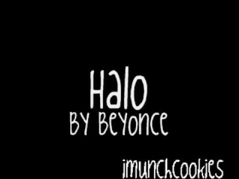 Halo - Beyonce [ With Lyrics ] - YouTube