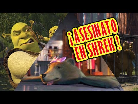 Shrek y el brutal ASESINATO que nadie notó *REAL*