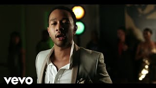 Клип John Legend - Green Light